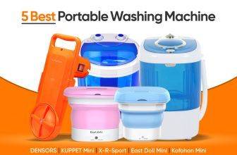 Top5 Best Mini Portable Washing Machine For Home